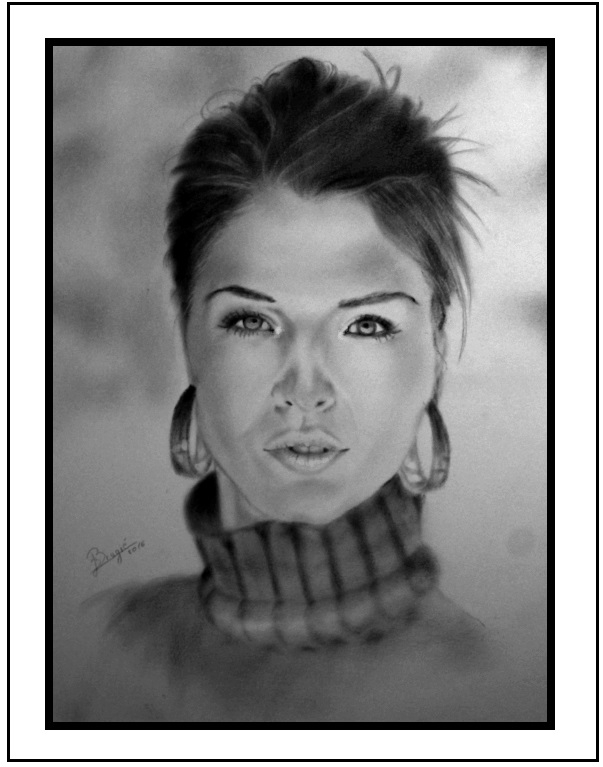 Marie Avgeropoulos by burdge12